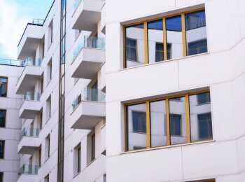 Видовые квартиры и широкоформатные окна
